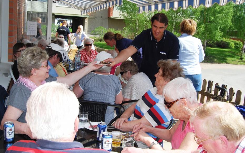 mikael mötesplatser för äldre bygdeå dating